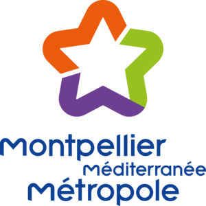 La métropole de Montpellier, partenaire officiel de l'association de rugby à 7 Esprit Sud Sevens.