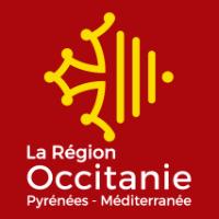 Région Occitanie, partenaire officiel de l'association de rugby à 7 Esprit Sud Sevens.
