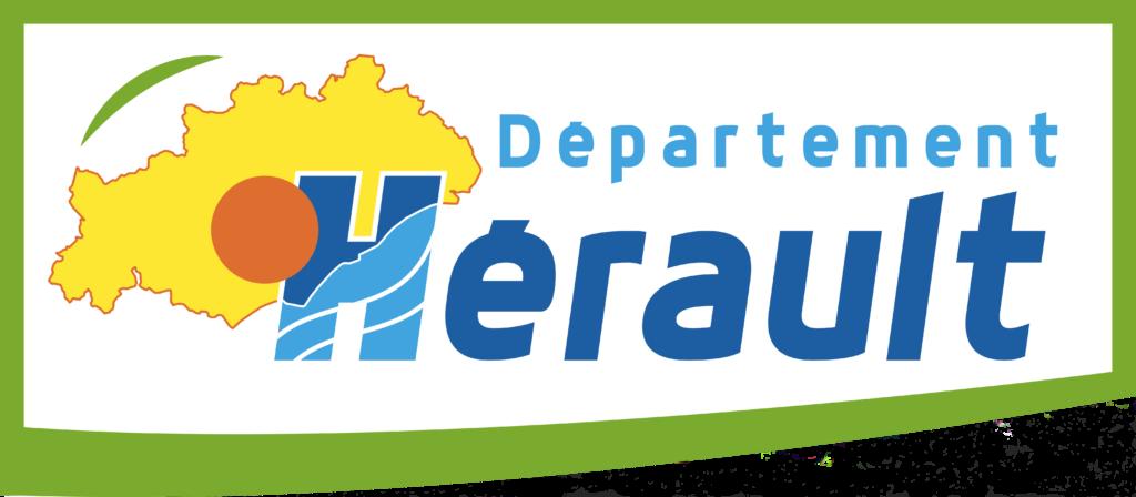 Département de l'Hérault partenaire officiel de l'association de rugby à 7 Esprit Sud Sevens.