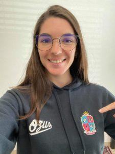 Pauline Vidal, membre actif d'Esprit Sud Sevens
