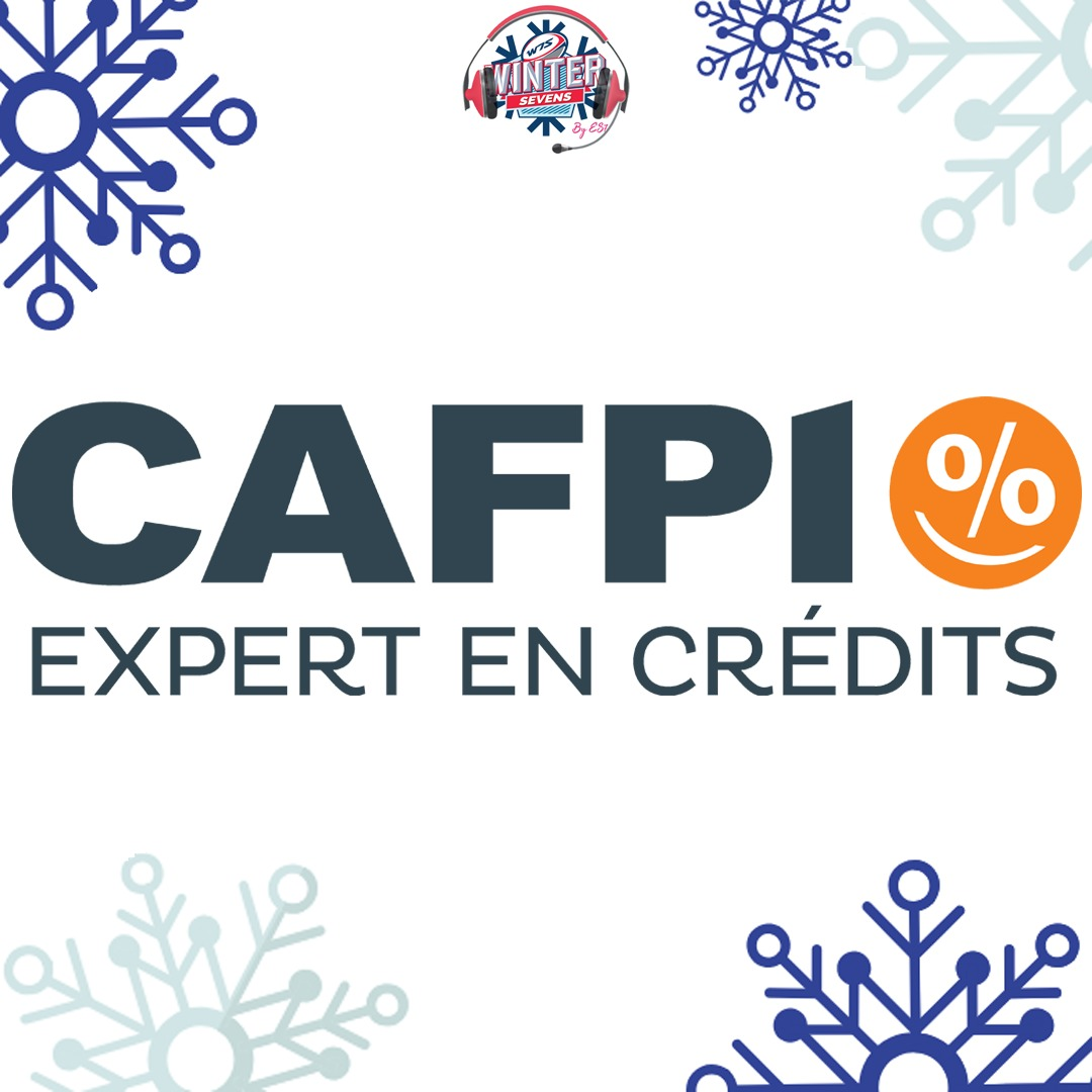 Partenariat Cafpi x Winter Sevens