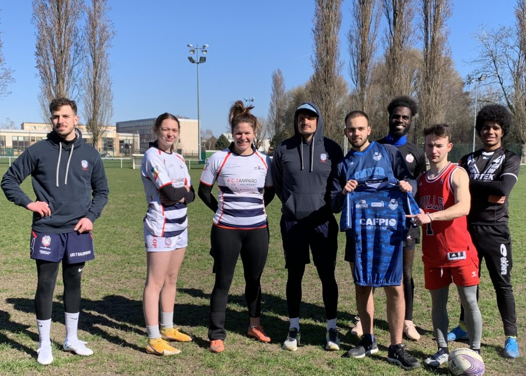 Finalistes Virtual Winter Sevens 2021