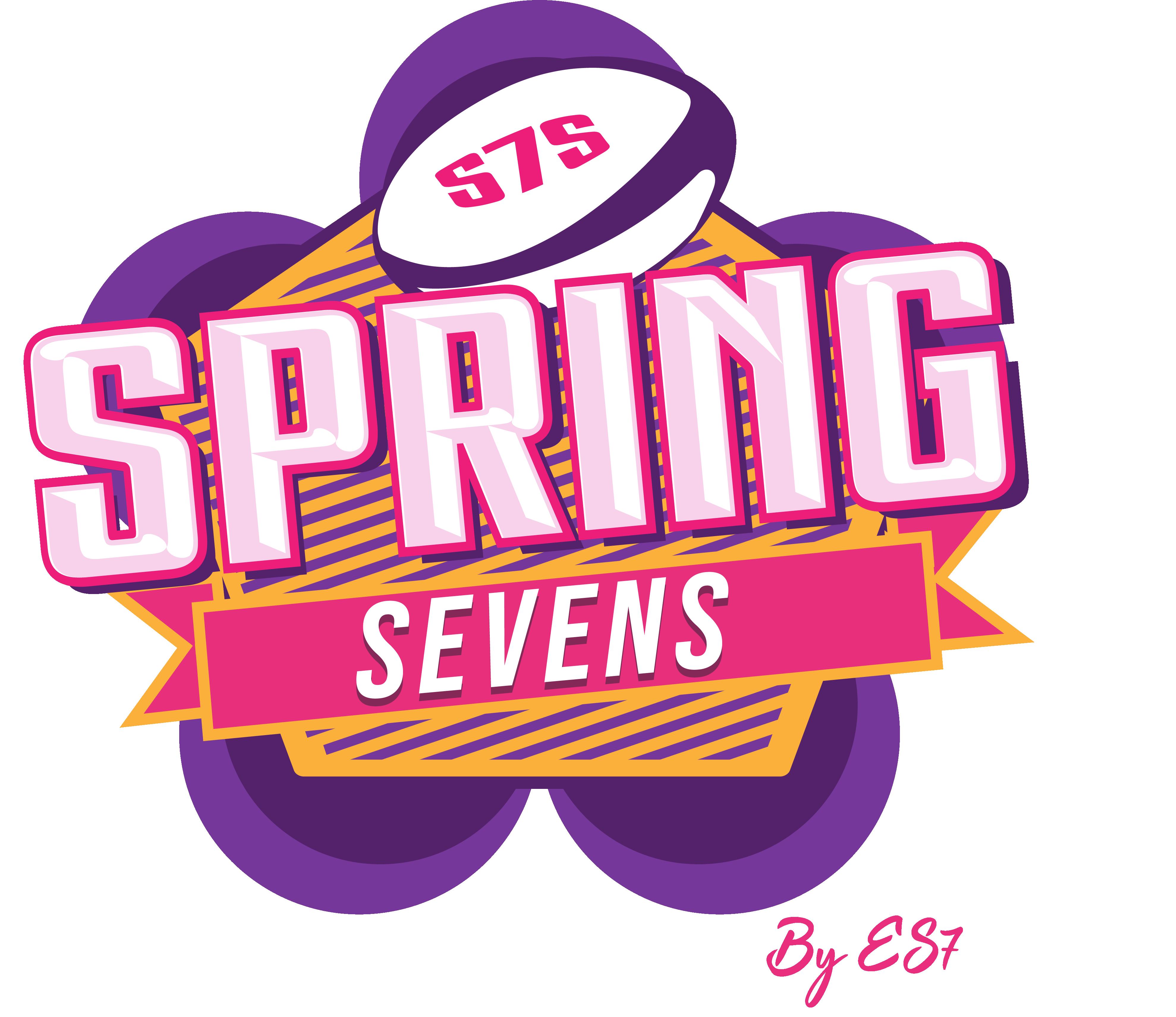 Logo Spring Sevens