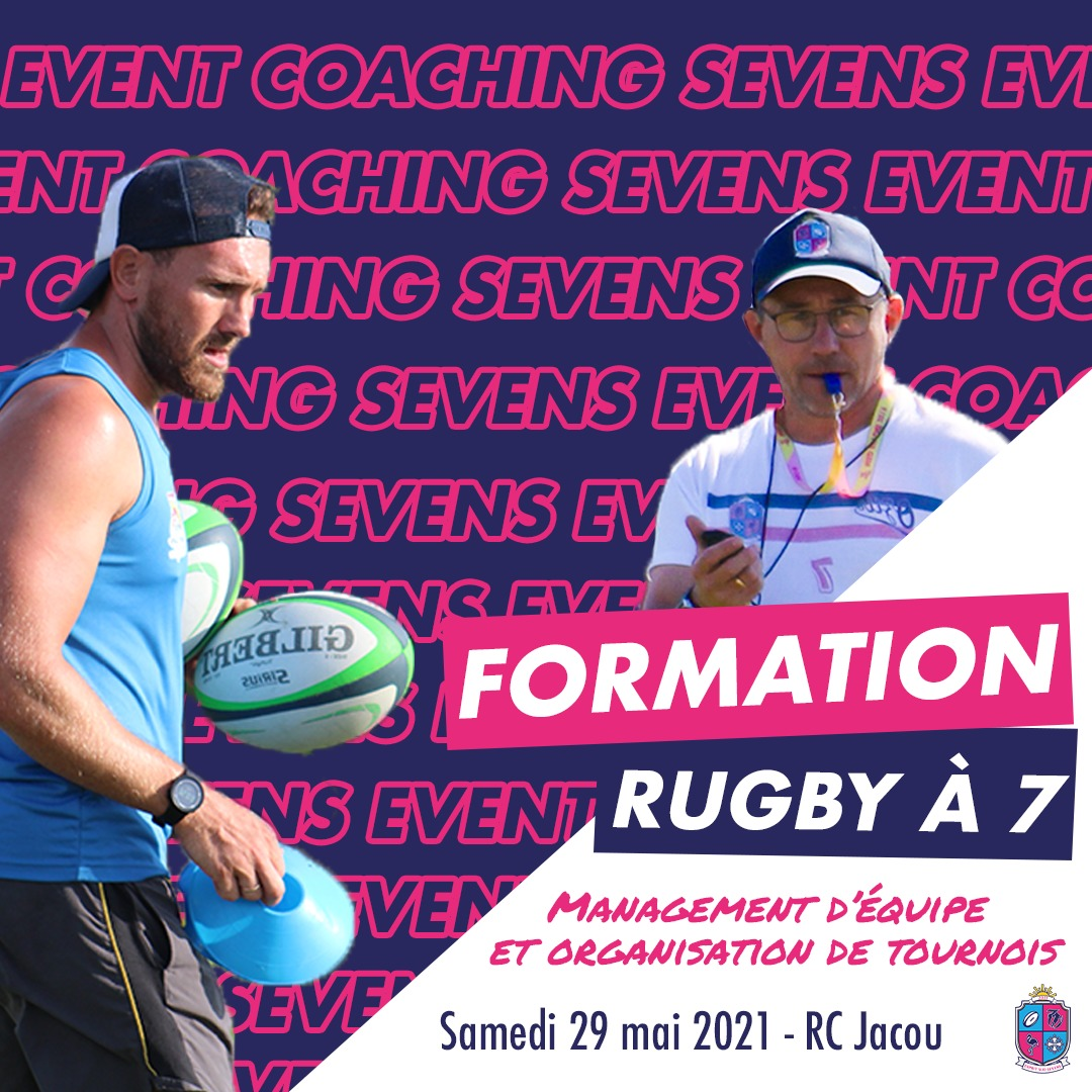 Formation rugby à 7